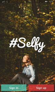 Selfy, Sing In