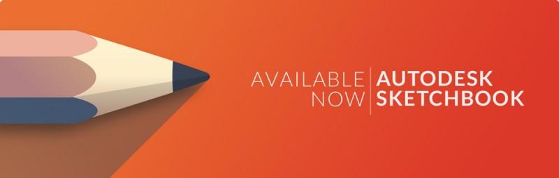 Sketchbook 7 Pro disponible
