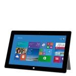 Surface 2 con el kickstand en 22,5º
