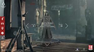Creador del Assassin de Assassin's Creed Unity