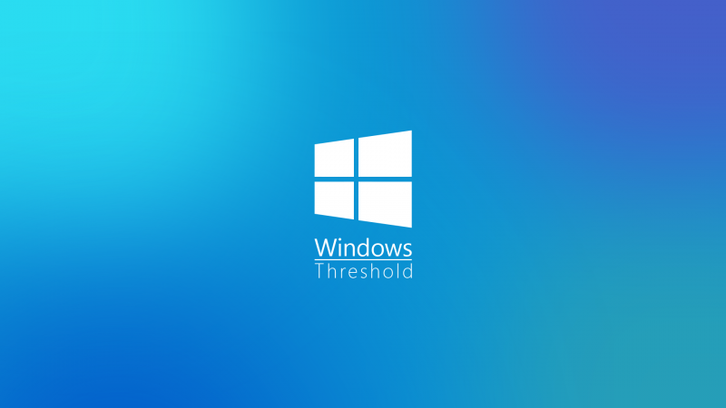 Windows Threshold preview en septiembre