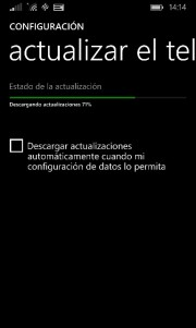 Windows Phone 8.1 Update 1 disponible para Preview For Developers