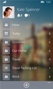 Wunderlist regresará como Aplicación Universal a Windows Phone [Actualizado]
