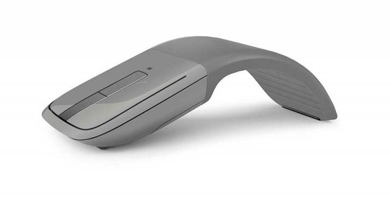 Arc Touch Bluetooth Mouse lateral curvado