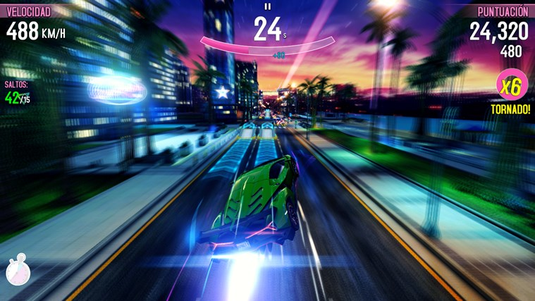 Asphalt Overdrive para Windows 8