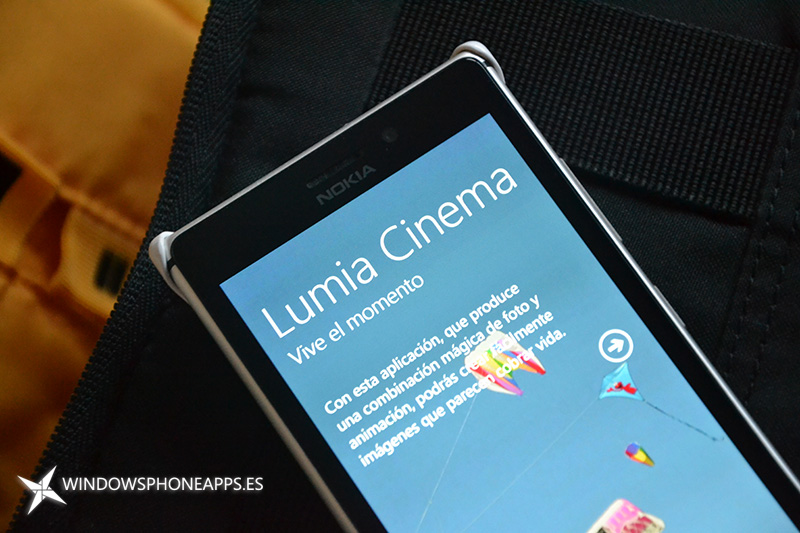 Lumia Cinemagraph