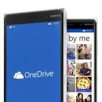 Nokia Lumia Onedrive