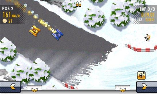 Red Bull Kart Fighter 3 - Captura