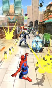 Spider-Man Unlimited ya disponible el nuevo juego de Gameloft [Actualizado]
