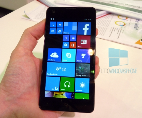 Trekstor Windows Phone