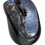 Wireless Mobile Mouse 3500 Halo Edition superior diagonal