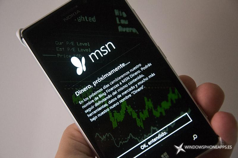 Dinero de MSN