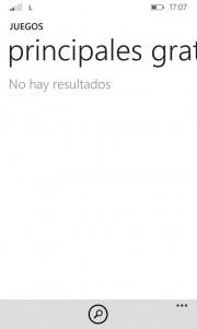 Problemas en la tienda Windows Phone