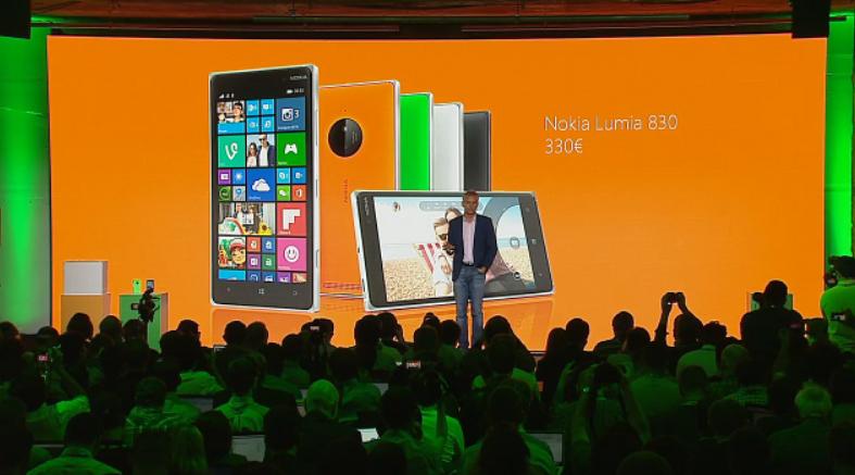 Lumia 830 Precio