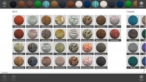 Segunda imagen de los materiales en Live Interior 3D Pro