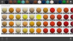 Cuarta imagen de los materiales en Live Interior 3D Pro