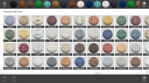 Octava imagen de los materiales en Live Interior 3D Pro