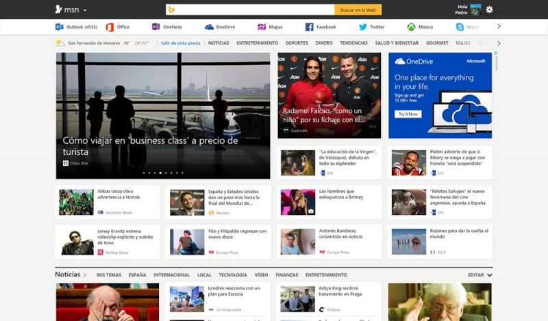 MSN Preview