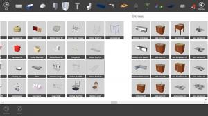 Quinta imagen de los objetos en Live Interior 3D Pro