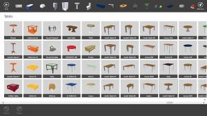 Octava imagen de los objetos en Live Interior 3D Pro