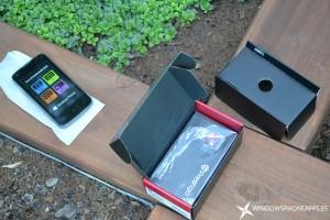 Prestigio MultiPhone 8400 DUO, Unboxing del pequeño de la familia Prestigio