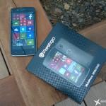 Prestigio MultiPhone 8500 DUO Caja