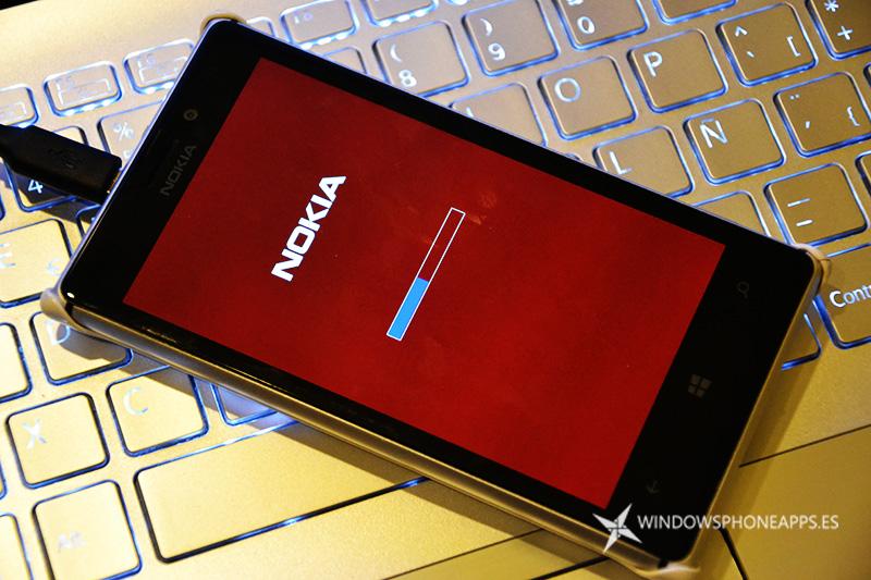 herramienta de recuperación de Software de Nokia