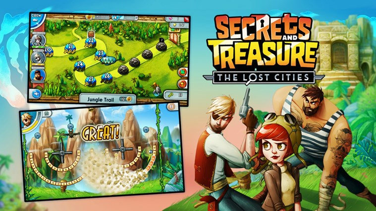 Secrets and Treasure