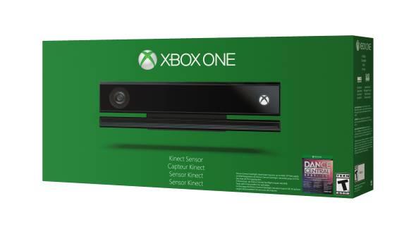 Kinect para Xbox One con Dance Central Spotlight incluido