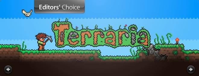 Terraria para Windows Phone