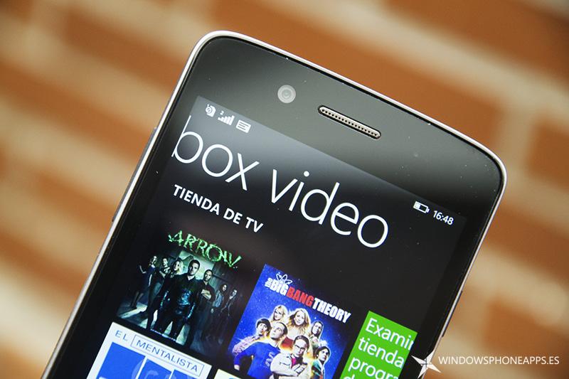 Actualización Xbox Video