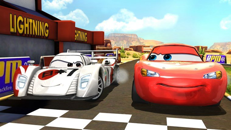 Cars Rapido como el rayo windows 8 1