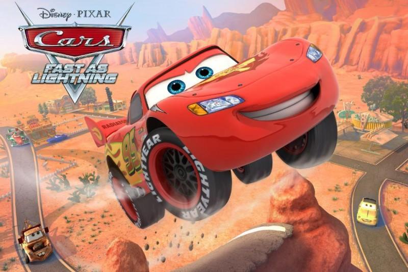 Cars: Rápido como un Rayo