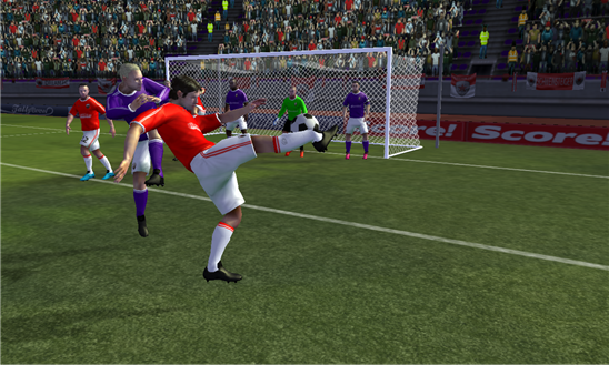 Dream League Soccer, un nuevo concepto de fútbol llega a Windows Phone