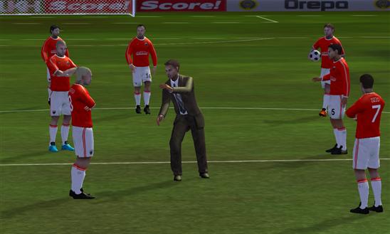 Dream League Soccer wp