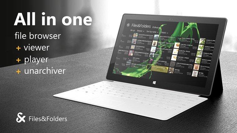 Files&Folders Pro Windows