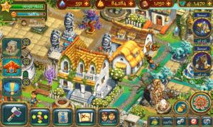 The Tribez, construye tu propia aldea paleolítica