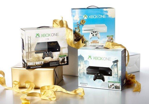 pack Xbox navidades 2014