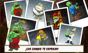 El Abuelo, ayuda al pobre Willy a escapar de los Zombies a través del Hospital
