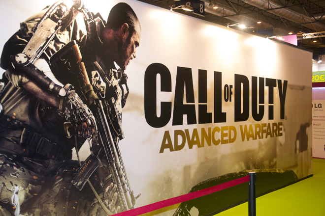 Call of Duty: Advanced Warfare Companion
