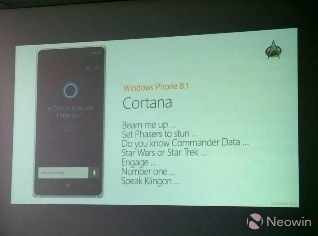 Cortana Ahora Habla Klingon