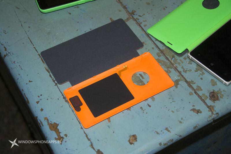 lumia 830 carcasa