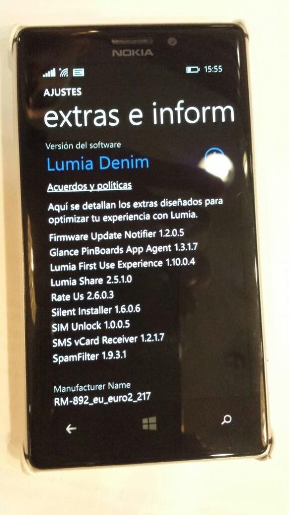 Lumia Denim 925