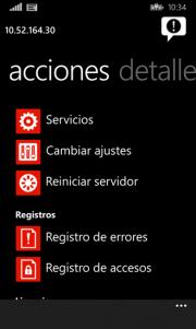 Parallels Plesk lanza su aplicación para Windows Phone
