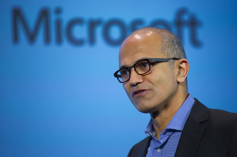 Satya Nadella, Windows 10 el primer paso de una nueva generación Windows