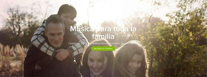 Spotify Familiar