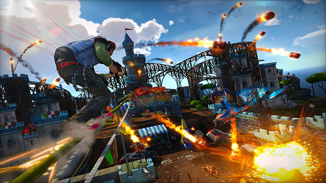 Sunset Overdrive para Xbox Onee
