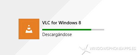 VLC for Modern Windows.