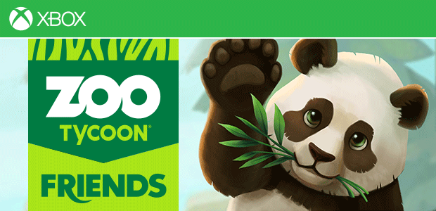 Zoo Tycoon Friends