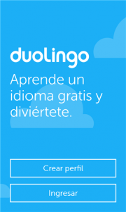 Duolingo ya dispone de aplicación para Windows Phone